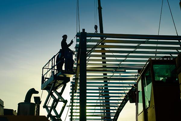 steel-construction-lindab